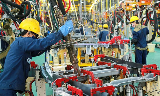 Sản xuất trong nước tiếp tục dự báo tăng trong năm 2019