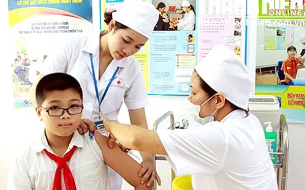 BHXH TP. Hà Nội phấn đấu 100% học sinh, sinh viên tham gia bảo hiểm y tế