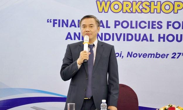 Chính sách tài chính hỗ trợ các hộ kinh doanh cá thể và doanh nghiệp siêu nhỏ