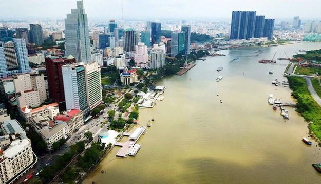 Bến Bạch Đằng sẽ biến thành phố ẩm thực ở Sài Gòn