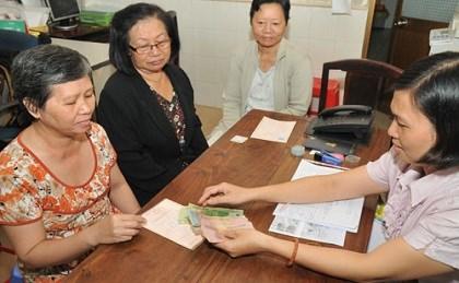 Lao động nữ nghỉ hưu từ 2018-2021 sẽ được điều chỉnh lương hưu