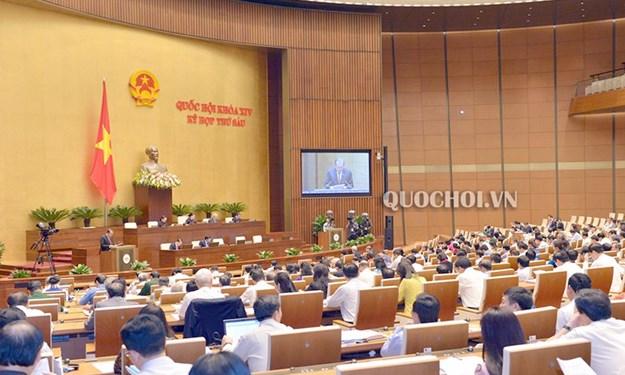 Quốc hội dành 10.000 tỷ đồng ưu tiên phòng, chống thiên tai