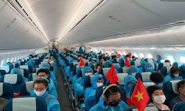 Hạn chế tối đa các chuyến bay đưa người nhập cảnh vào Việt Nam từ nay đếnTết Nguyên Đán