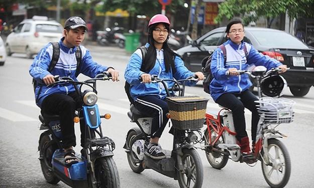 Từ 01/3/2021, xe máy điện bắt buộc phải mua bảo hiểm