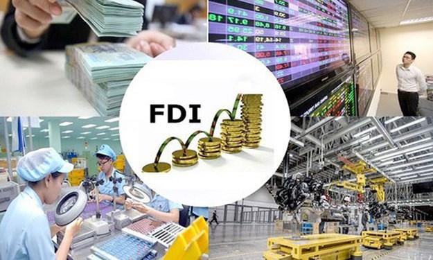 Hơn 2 tỷ USD vốn FDI đổ vào Việt Nam trong tháng đầu năm