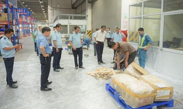 Ngành Hải quan chủ trì, phối hợp bắt giữ 1.117 vụ buôn lậu, gian lận thương mại