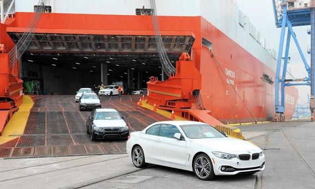 Gia hạn tổ chức đấu giá hạn ngạch thuế quan nhập khẩu ôtô đã qua sử dụng năm 2020