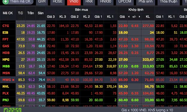 Cổ phiếu nào sẽ bị quỹ FTF nội bán ra trong kỳ tái cơ cấu tới?