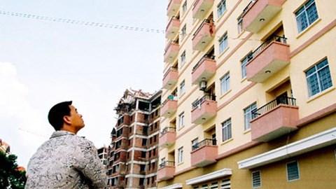Nhà ở cho người thu nhập thấp: Bao giờ giấc mơ thành hiện thực?