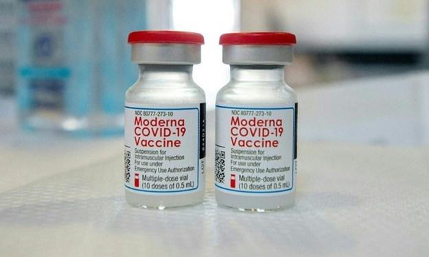 Bộ Y tế phân bổ hơn 3 triệu liều vắc xin Moderna phòng COVID-19