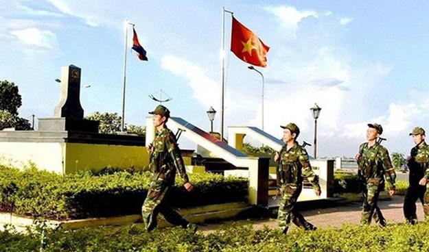 Xử phạt vi phạm hành chính trong lĩnh vực quản lý, bảo vệ biên giới quốc gia