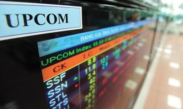 UPCoM: Nghịch lý sàn yếu, nhiều mã tăng mạnh
