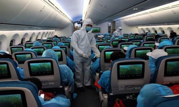 Điều kiện nhập cảnh vào Việt Nam trên các chuyến bay thương mại