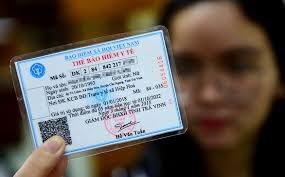 Hướng dẫn sử dụng thẻ bảo hiểm y tế mẫu cũ