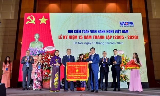Hội Kiểm toán viên hành nghề Việt Nam góp phần phát triển hoạt động kiểm toán độc lập