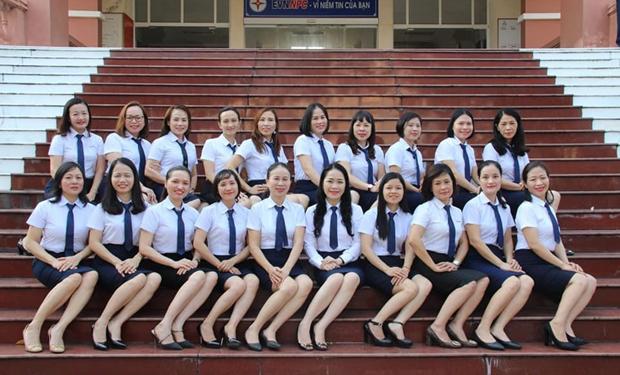 Nữ cán bộ, nhân viên Công ty Điện lực Hà Tĩnh tỏa sáng đam mê