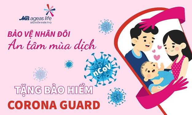 MB Ageas Life chung tay chống lại đại dịch Corona với Chương trình khuyến mãi Bảo Vệ Nhân Đôi - An Tâm Mùa Dịch