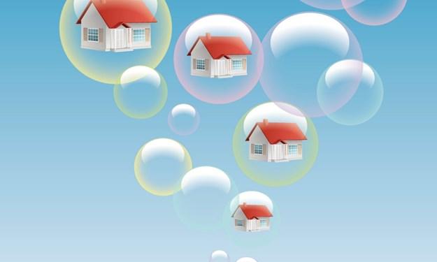 Không để xảy ra tình trạng bong bóng bất động sản
