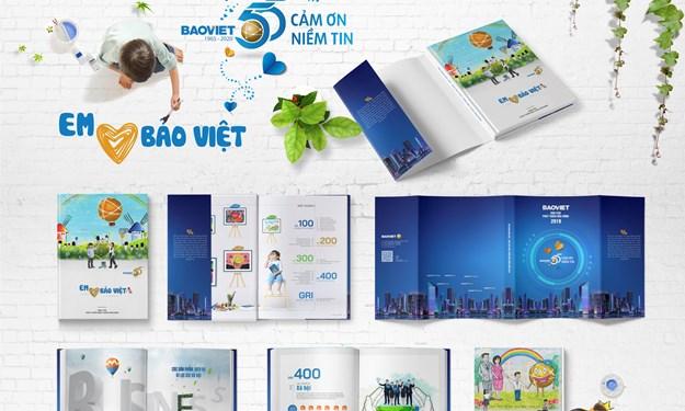 """Tập đoàn Bảo Việt ra mắt Báo cáo phát triển bền vững 2019 với thông điệp """"Em yêu Bảo Việt"""""""