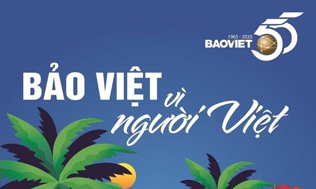 Tập đoàn Bảo Việt - Top 50 công ty kinh doanh hiệu quả nhất Việt Nam năm thứ 4 liên tiếp