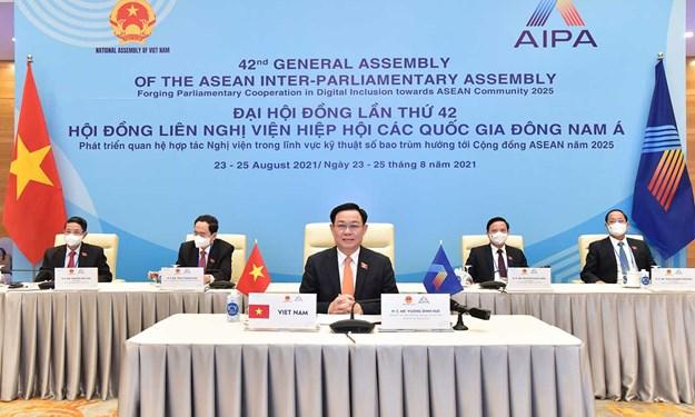 [Infographics] Việt Nam đóng góp rất quan trọng cho quá trình đổi mới AIPA