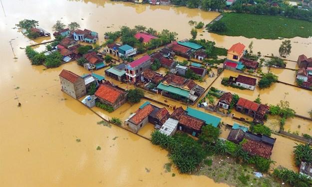Chủ động ứng phó mưa lũ tại khu vực Trung Bộ