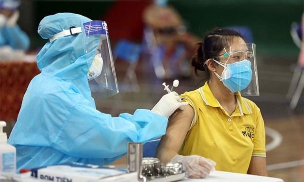 [Infographics] Đã tiêm trên 74 triệu liều vắc xin phòng, chống COVID-19 cho người dân