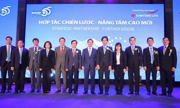 Bảo Việt - Sumitomo Life trở thành thương vụ đầu tư và M&A  tiêu biểu Việt Nam 2019-2020