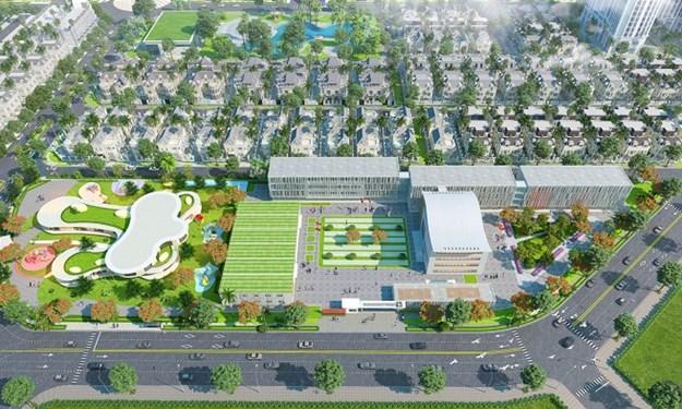 Lợi ích kép khi đầu tư dự án mới mô hình khu đô thị bán khép kín