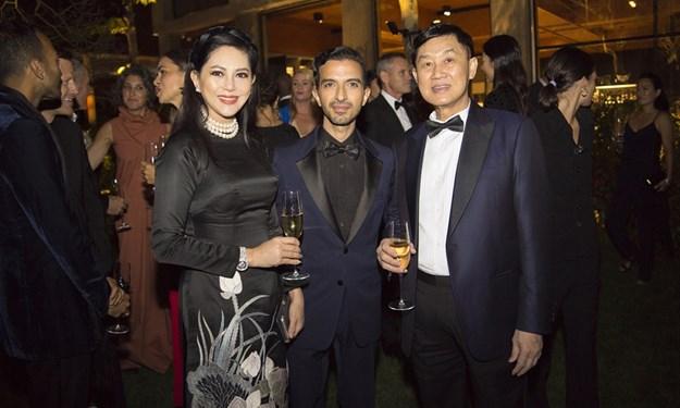 Chủ tịch và Tổng Giám Đốc IPPG lần thứ 4 lọt TOP 500 nhân vật quyền lực nhất ngành thời trang quốc tế