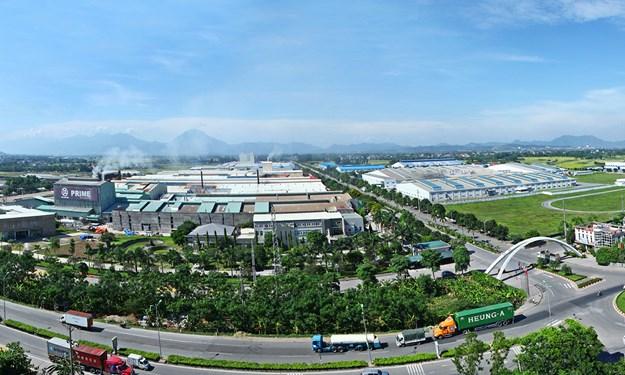 Giải pháp tài chính phát triển các khu công nghiệp tại Vĩnh Phúc