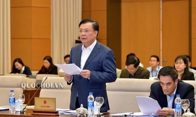 Trình Quốc hội xem xét, thông qua Nghị quyết về xử lý nợ đọng thuế tại kỳ họp tháng 10/2019
