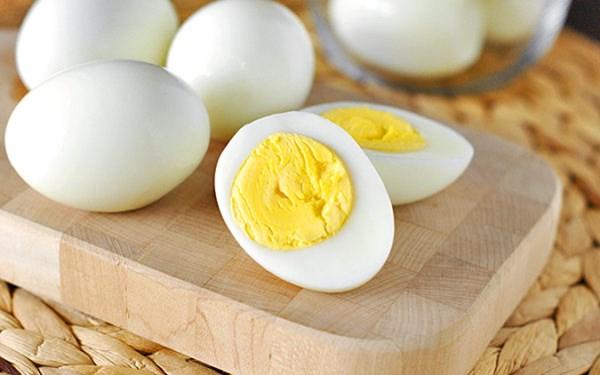 Ăn trứng gà thế nào là đúng mức?