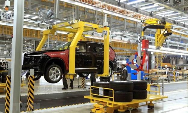 Hàng loạt chính sách ưu đãi thuế hỗ trợ ngành công nghiệp ô tô phát triển