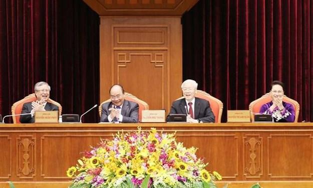 Hội nghị lần thứ 10 Ban Chấp hành Trung ương Đảng Khóa XII bàn thảo nhiều nội dung quan trọng