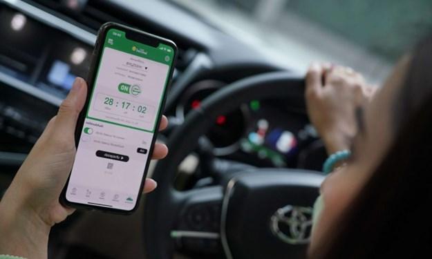 Thái Lan có dịch vụ bảo hiểm xe hơi tự động đầu tiên trên thế giới, tự bật khi người lái khởi động xe