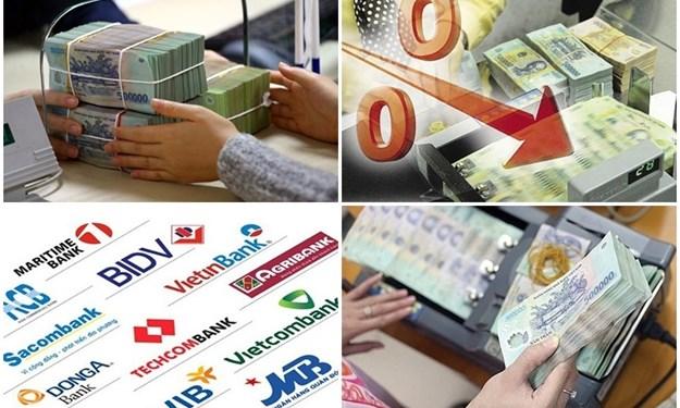 Lãi suất giảm trên liên ngân hàng, tăng kỳ vọng giảm lãi suất trên thị trường