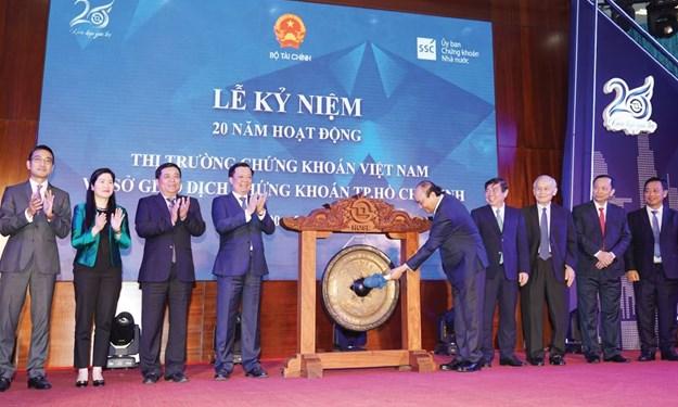 Thị trường chứng khoán Việt Nam: Tương lai rộng mở