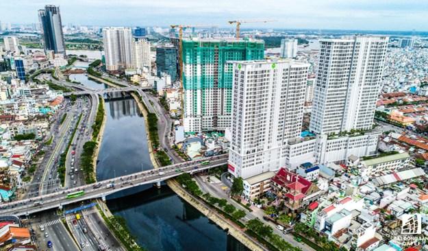 Lãi vay giảm tác động thế nào đến thị trường địa ốc?