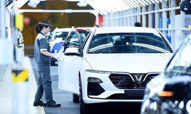 Ngày 30/9/2020 là hạn cuối nộp Giấy đề nghị gia hạn nộp thuế tiêu thụ đặc biệt với ô tô sản xuất, lắp ráp trong nước