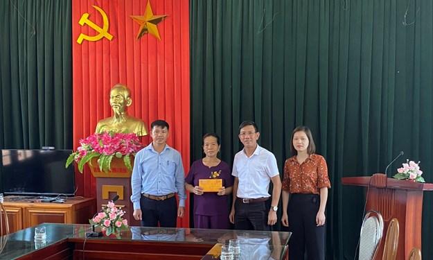 Hỗ trợ nhân đạo cho nạn nhân tử vong do tai nạn giao thông tại Ninh Bình