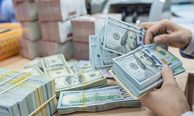 Giá USD liên ngân hàng về sát mốc Ngân hàng Nhà nước mua vào