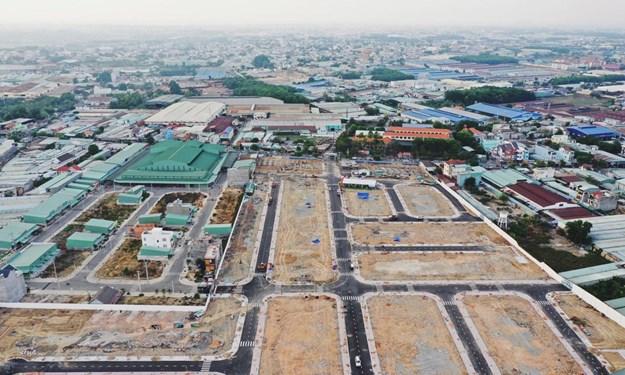 Đất nền tiếp tục dẫn dắt thị trường trong năm 2021