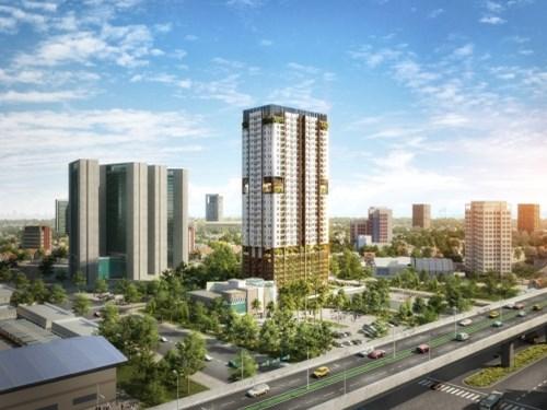 Căn hộ trung tâm diện tích nhỏ - giải pháp nhà ở cho cư dân thành thị