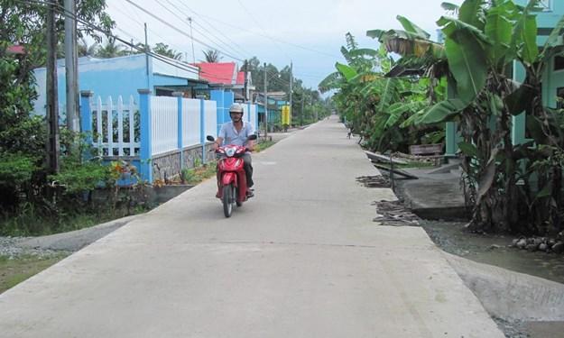 Phát triển giao thông nông thôn bằng vốn ngân sách: Thực tế tại huyện Nghĩa Đàn, tỉnh Nghệ An