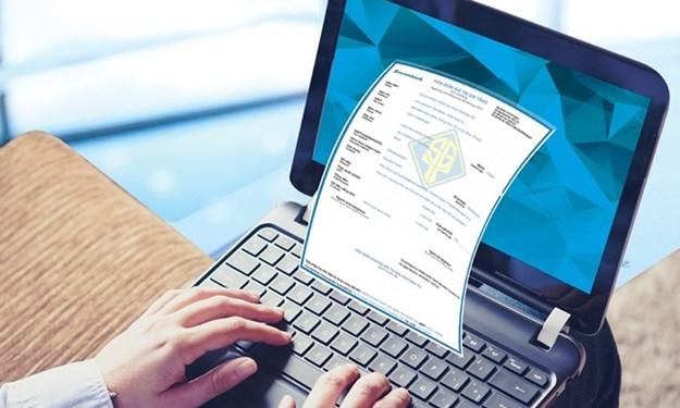 Bước tiến quan trọng trong lộ trình chuyển hóa đơn giấy sang hóa đơn điện tử