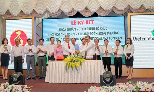 Kho bạc Nhà nước Long An tập trung triển khai 8 nhiệm vụ trọng tâm trong năm 2021