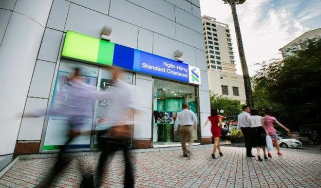 """Standard Chartered tiếp tục """"bơm vốn"""" vào thị trường Việt Nam"""