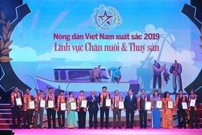 """Agribank đồng hành cùng """"Tự hào nông dân Việt Nam"""" 2019"""