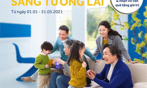 """Sun Life Việt Nam triển khai chuỗi chương trình khuyến mại """"Khai Lộc Vàng, Sáng Tương Lai"""""""